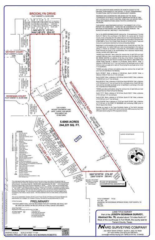 5819 Bowman Roberts Road, Fort Worth, Texas 76179 - acquisto real estate best allen realtor kim miller hunters creek expert
