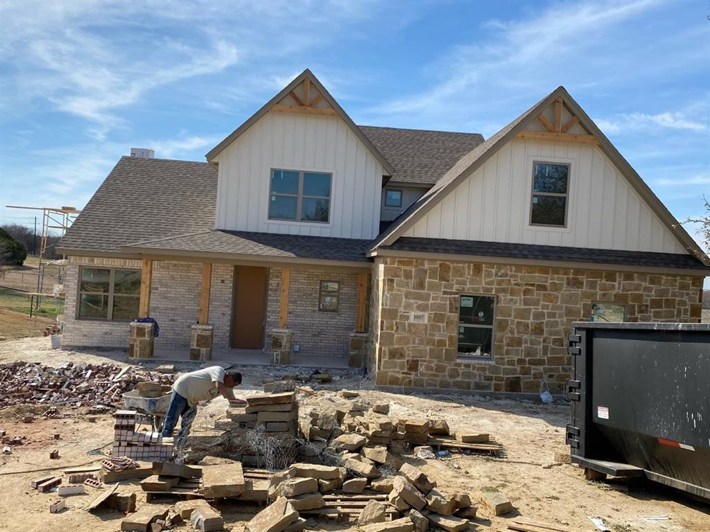 1005 Twin Oak Trail, Weatherford, Texas 76085 - Acquisto Real Estate best plano realtor mike Shepherd home owners association expert