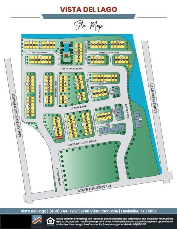 2745 Vista Park Lane, Lewisville, Texas 75067 - acquisto real estate best highland park realtor amy gasperini fast real estate service