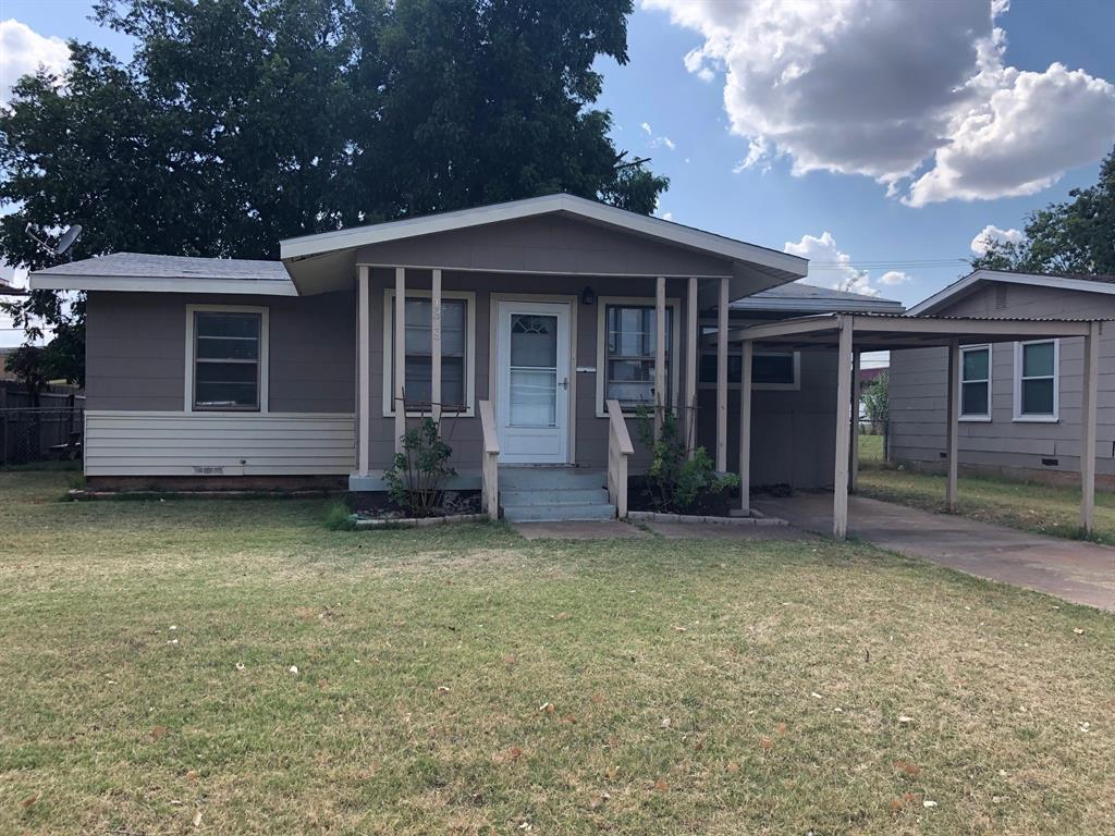 1318 Crockett Drive, Abilene, Texas 79605 - Acquisto Real Estate best frisco realtor Amy Gasperini 1031 exchange expert