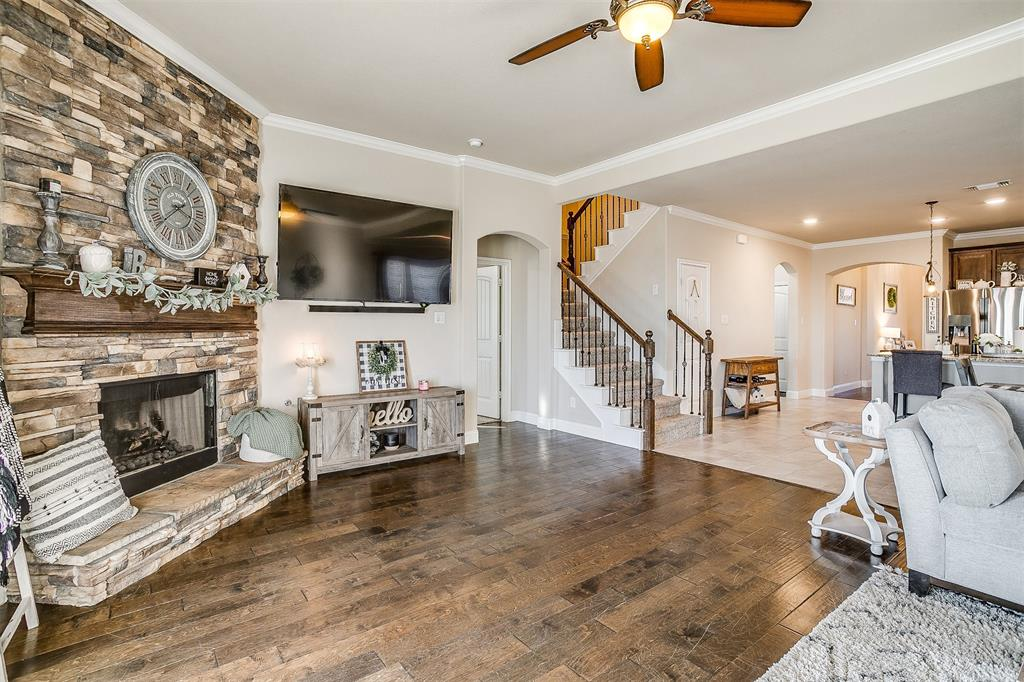 5113 Chisholm View Drive, Fort Worth, Texas 76123 - acquisto real estate best style realtor kim miller best real estate reviews dfw