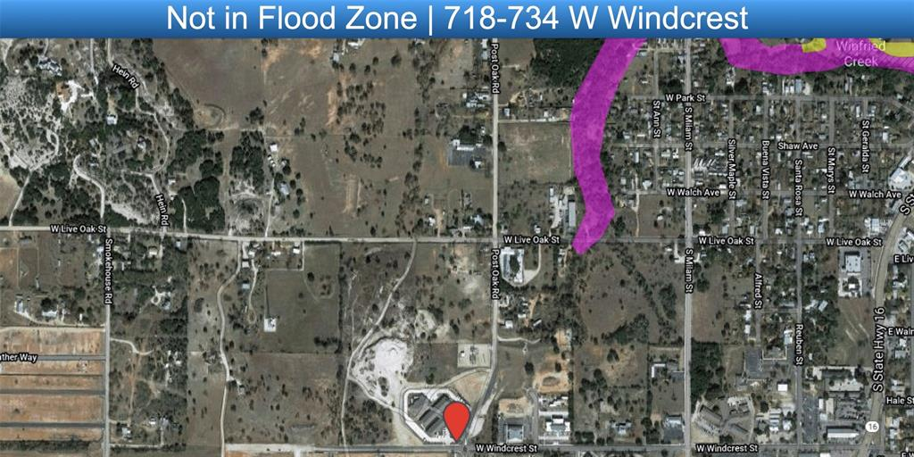 718 Windcrest  Street, Fredericksburg, Texas 78624 - acquisto real estate best photo company frisco 3d listings