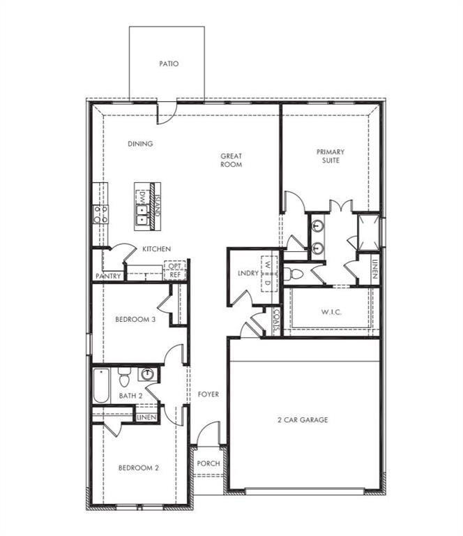1600 Gold Mine Trail, Aubrey, Texas 76227 - Acquisto Real Estate best mckinney realtor hannah ewing stonebridge ranch expert
