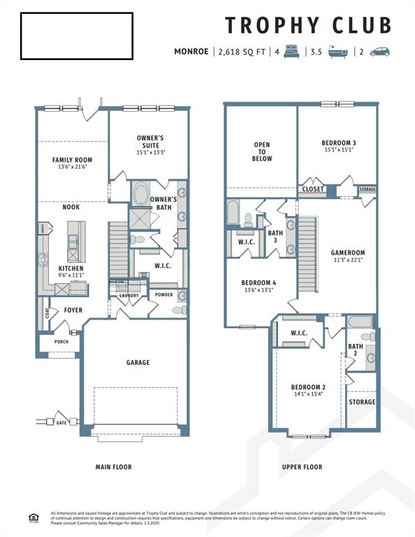 135 Claire Drive, Trophy Club, Texas 76262 - Acquisto Real Estate best mckinney realtor hannah ewing stonebridge ranch expert