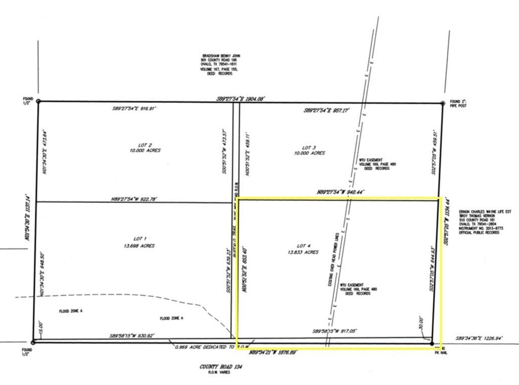 4 Buffalo Trail, Tuscola, Texas 79562 - Acquisto Real Estate best mckinney realtor hannah ewing stonebridge ranch expert