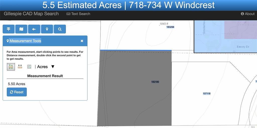 718 Windcrest  Street, Fredericksburg, Texas 78624 - acquisto real estate best realtor foreclosure real estate mike shepeherd walnut grove realtor