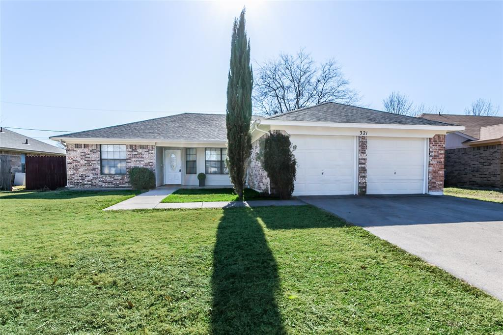 321 Chambers Creek Drive, Everman, Texas 76140 - acquisto real estate best the colony realtor linda miller the bridges real estate