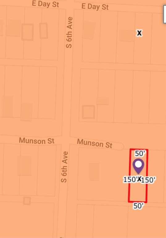 TBD 7 Munson Street, Denison, Texas 75021 - Acquisto Real Estate best plano realtor mike Shepherd home owners association expert
