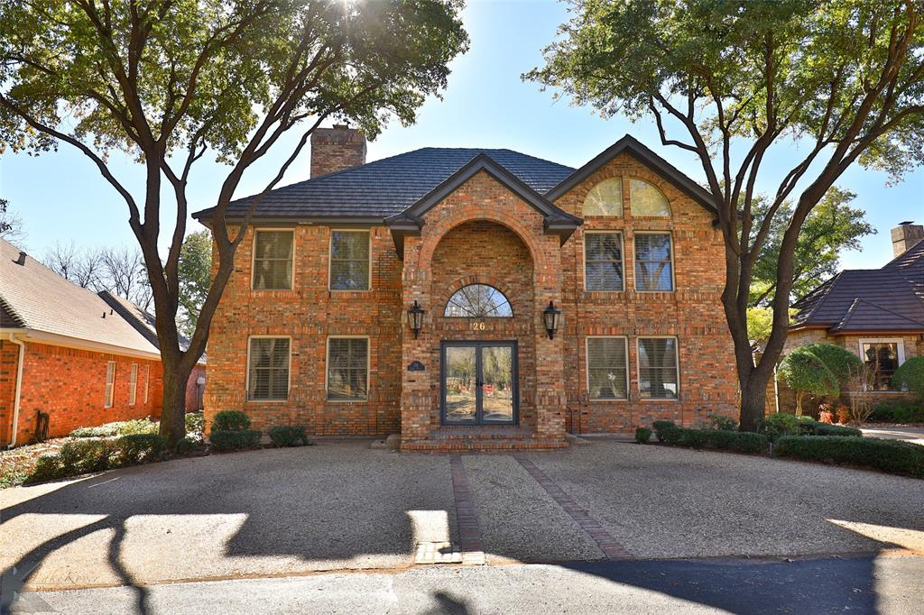 26 Lytle Place Drive, Abilene, Texas 79602 - Acquisto Real Estate best frisco realtor Amy Gasperini 1031 exchange expert
