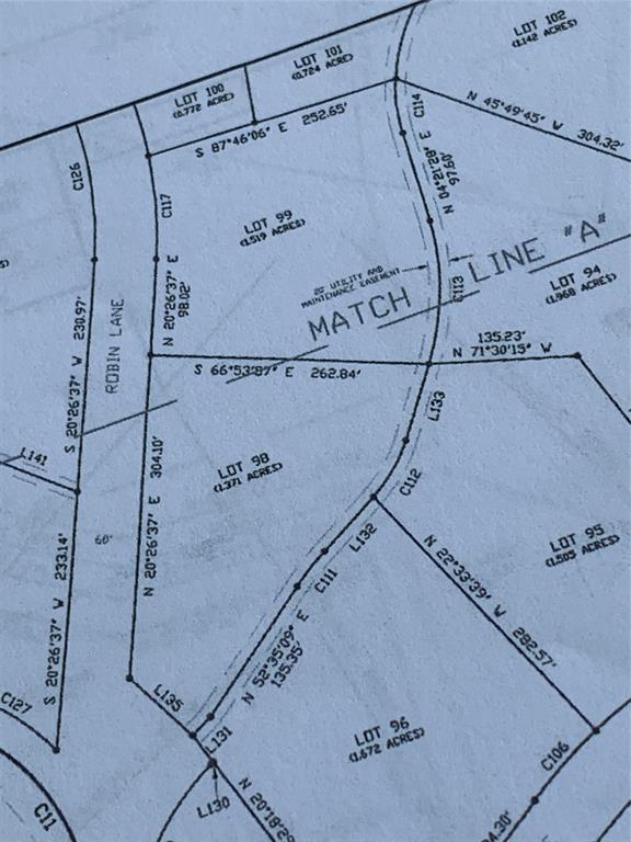 Lot 98 Robin Lane, Graford, Texas 76449 - Acquisto Real Estate best plano realtor mike Shepherd home owners association expert