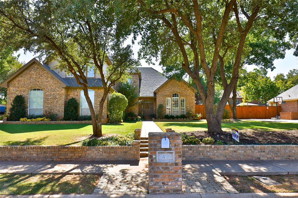 2409 Wyndham  Court, Abilene, Texas 79606 - Acquisto Real Estate best plano realtor mike Shepherd home owners association expert