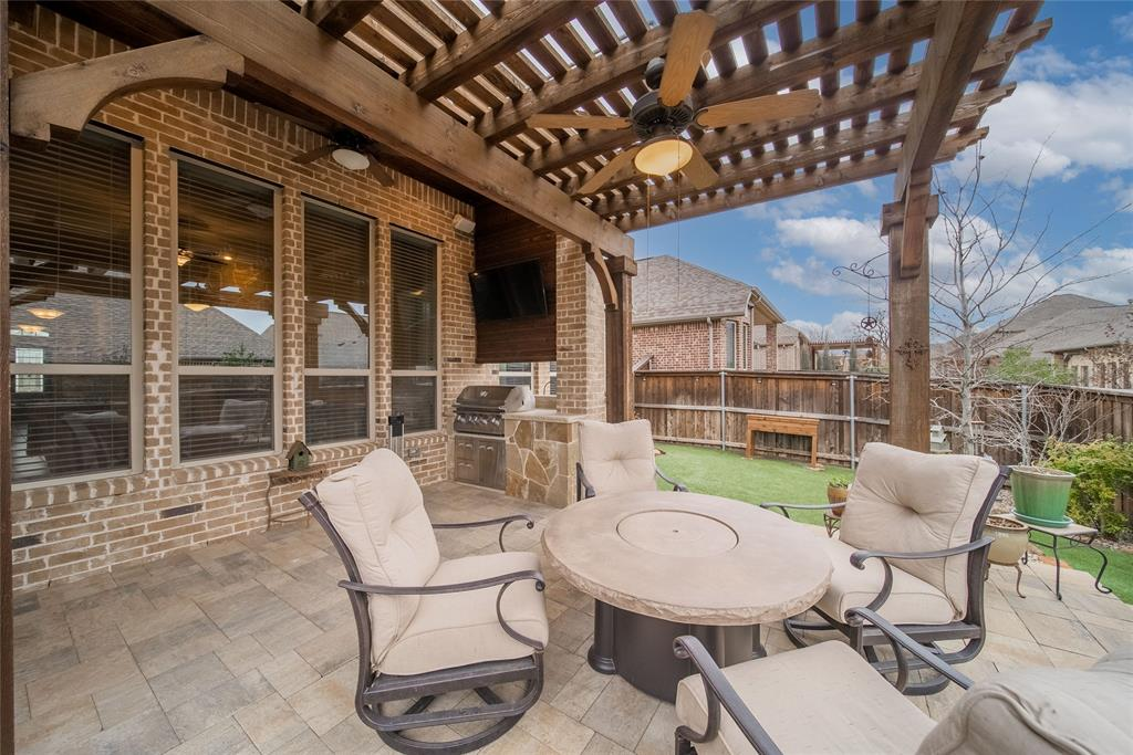 6008 Kenyon Court, Flower Mound, Texas 75028 - acquisto real estate best negotiating realtor linda miller declutter realtor