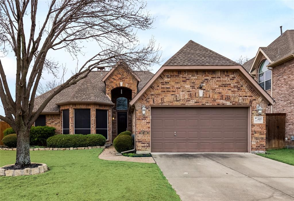 4109 Creek Hill Lane, Corinth, Texas 76208 - Acquisto Real Estate best frisco realtor Amy Gasperini 1031 exchange expert