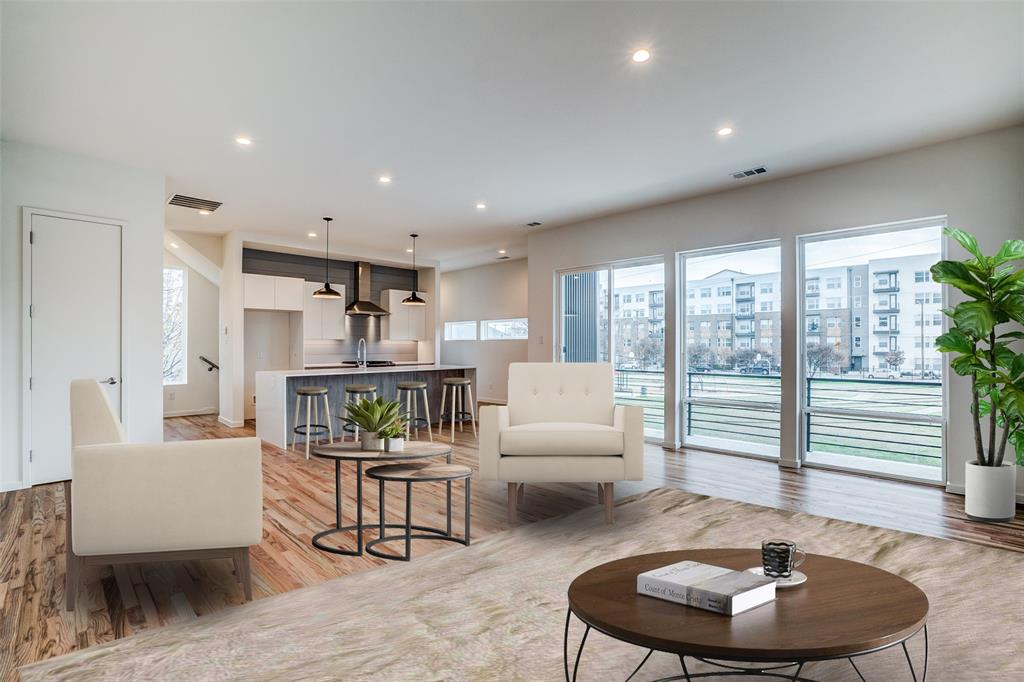 4202 Roseland Avenue, Dallas, Texas 75204 - acquisto real estate best the colony realtor linda miller the bridges real estate