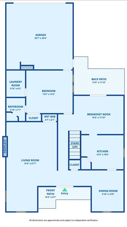 4016 Flintridge Drive, Dallas, Texas 75244 - acquisto real estate best realtor dfw jody daley liberty high school realtor