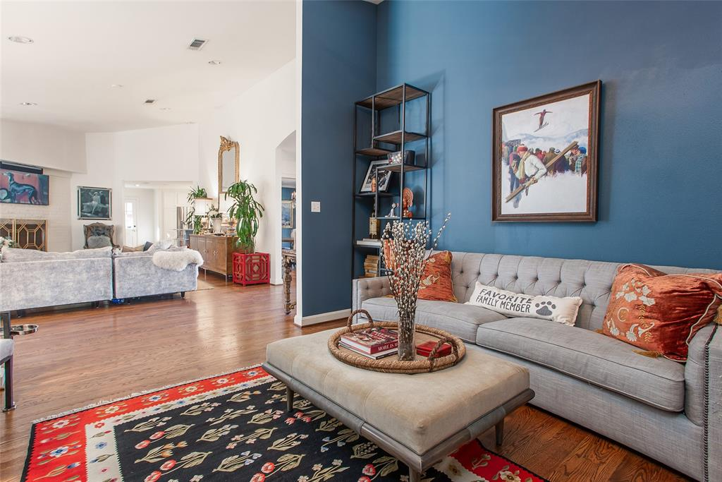 3813 Glenwood Drive, Fort Worth, Texas 76109 - acquisto real estate best real estate company to work for