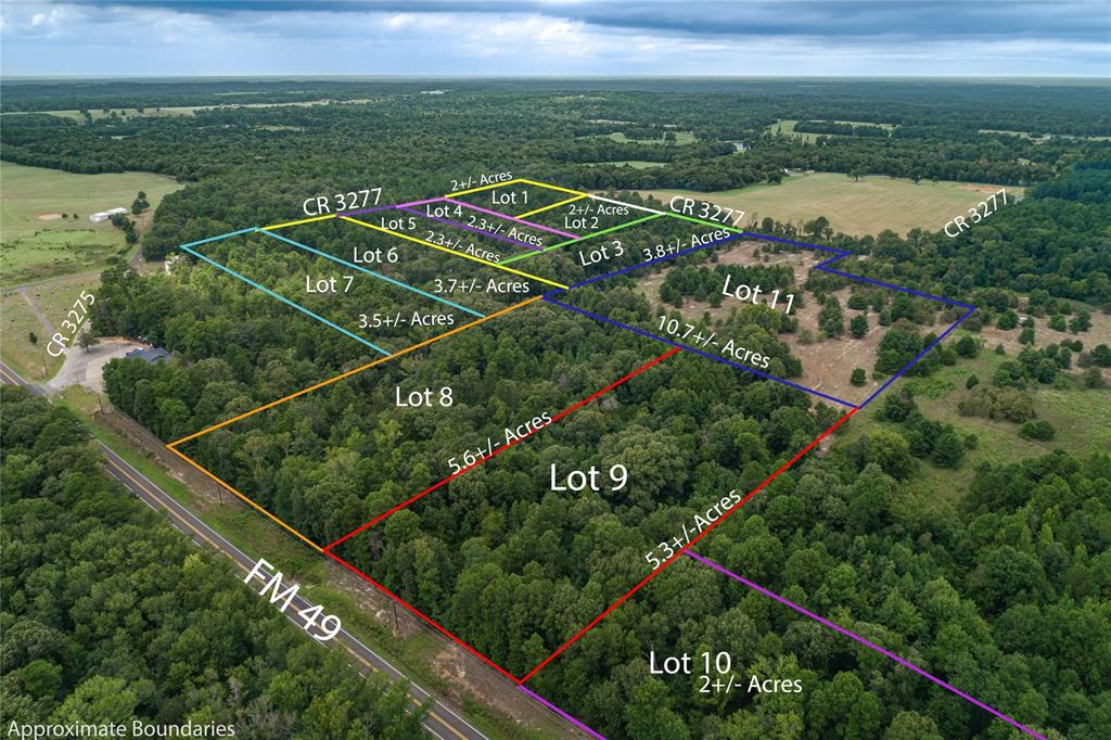 Lot 6 County Road 3277  Mineola, Texas 75773 - acquisto real estate best the colony realtor linda miller the bridges real estate