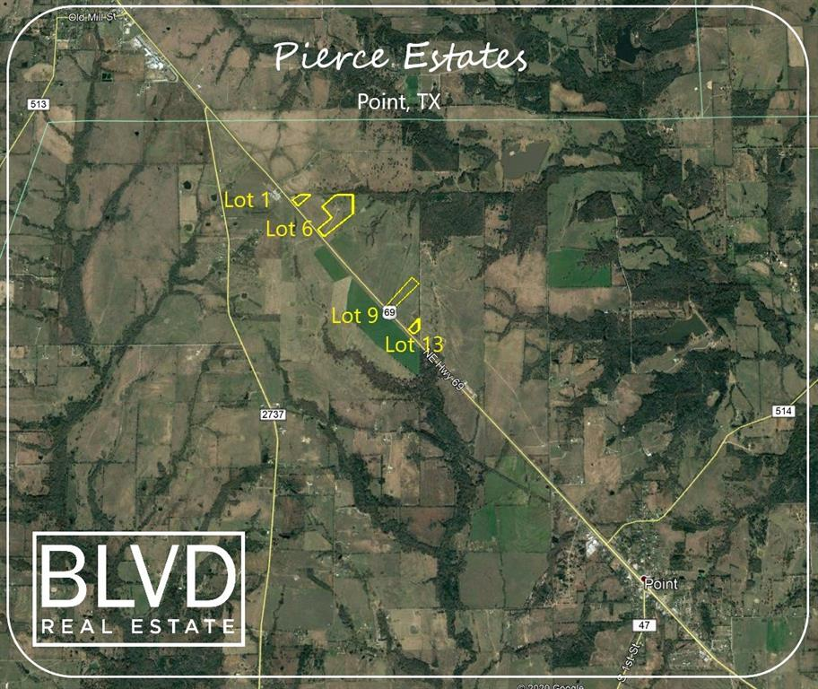 Lot 9 US Highway 69  Point, Texas 75472 - acquisto real estate best celina realtor logan lawrence best dressed realtor