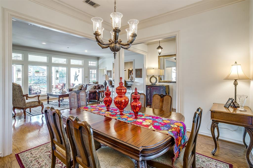 6701 Glen Meadow Drive, Fort Worth, Texas 76132 - acquisto real estate best the colony realtor linda miller the bridges real estate