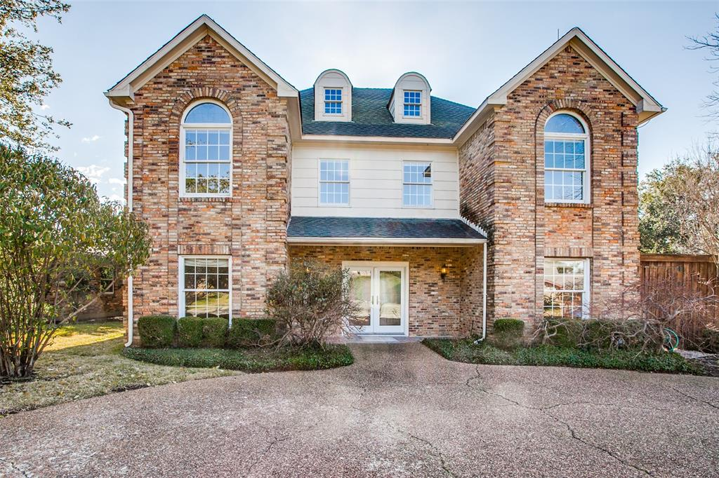 4016 Flintridge Drive, Dallas, Texas 75244 - acquisto real estate best allen realtor kim miller hunters creek expert