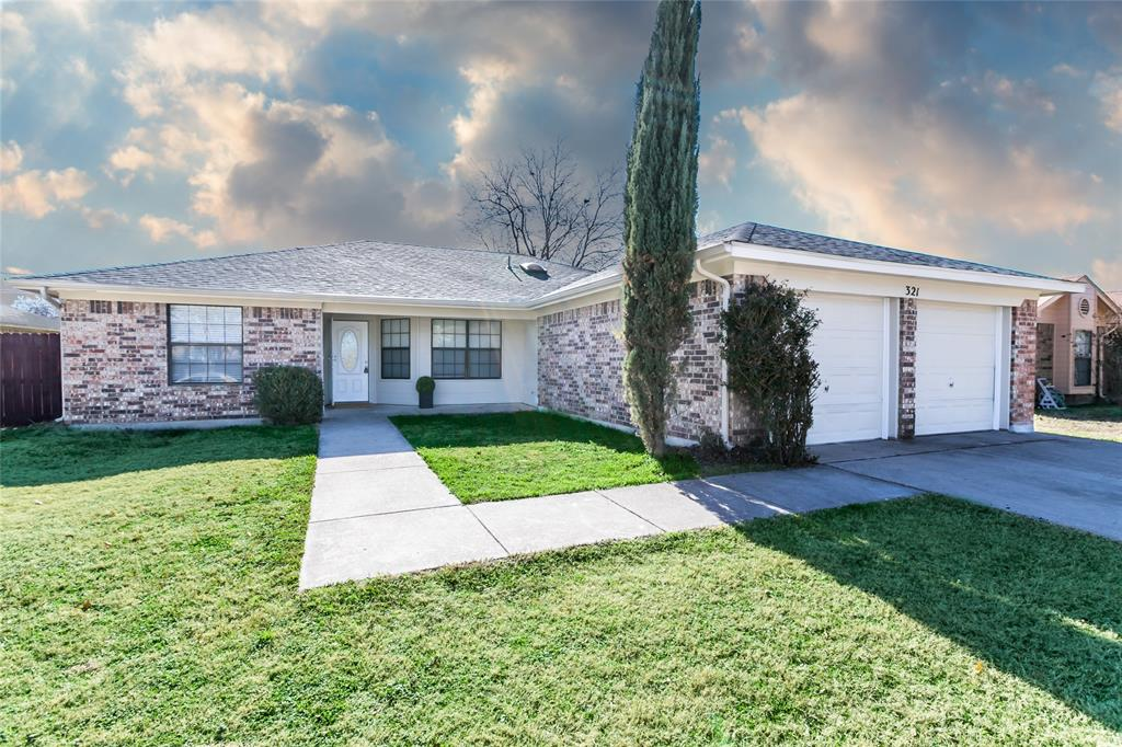 321 Chambers Creek Drive, Everman, Texas 76140 - Acquisto Real Estate best plano realtor mike Shepherd home owners association expert
