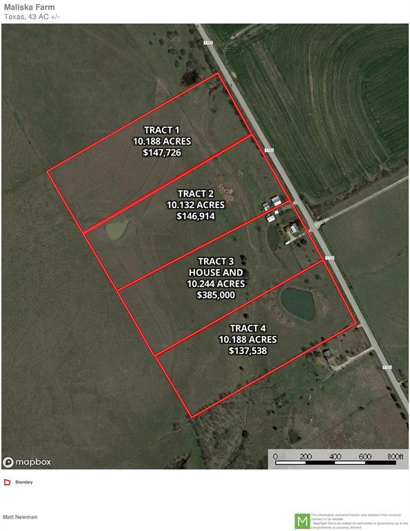 Tract 1 FM 1722 Ennis, Texas 75119 - acquisto real estate best highland park realtor amy gasperini fast real estate service