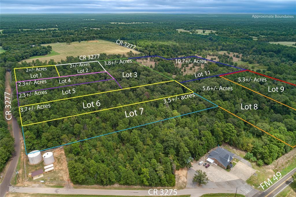 Lot 6 County Road 3277  Mineola, Texas 75773 - Acquisto Real Estate best mckinney realtor hannah ewing stonebridge ranch expert