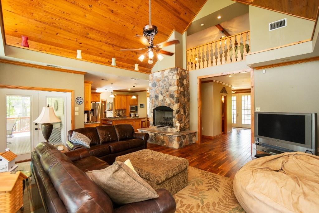 960 Mark Circle Scroggins, Texas 75480 - acquisto real estate best designer and realtor hannah ewing kind realtor