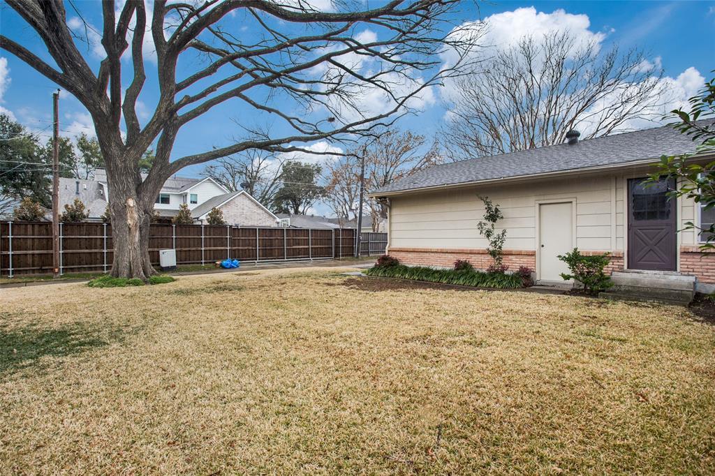 1321 Seminole Drive, Richardson, Texas 75080 - acquisto real estate best frisco real estate agent amy gasperini panther creek realtor