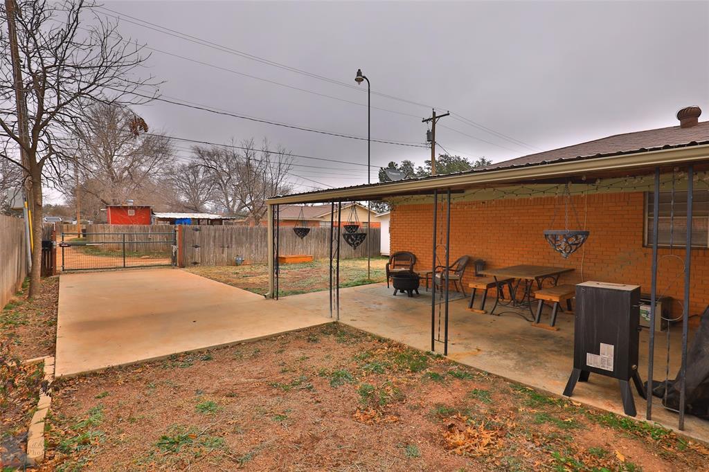 3410 27th Street, Abilene, Texas 79605 - acquisto real estate best luxury home specialist shana acquisto