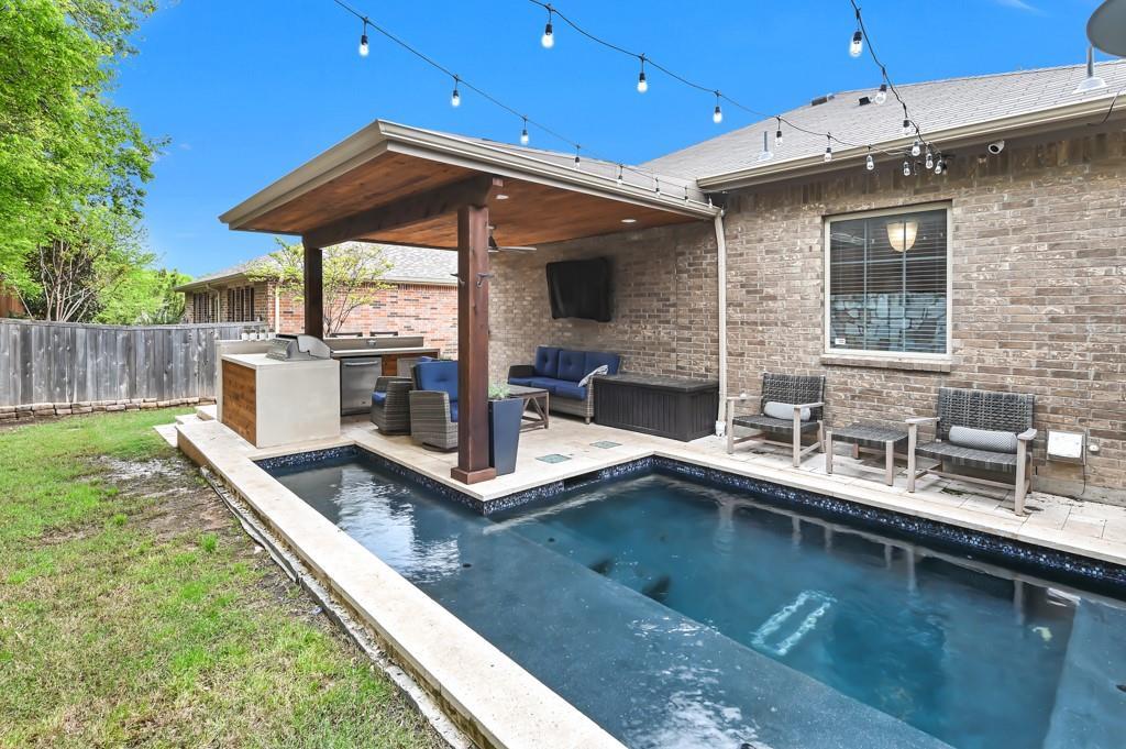 1404 Steepleview Lane, McKinney, Texas 75069 - acquisto real estate best realtor foreclosure real estate mike shepeherd walnut grove realtor