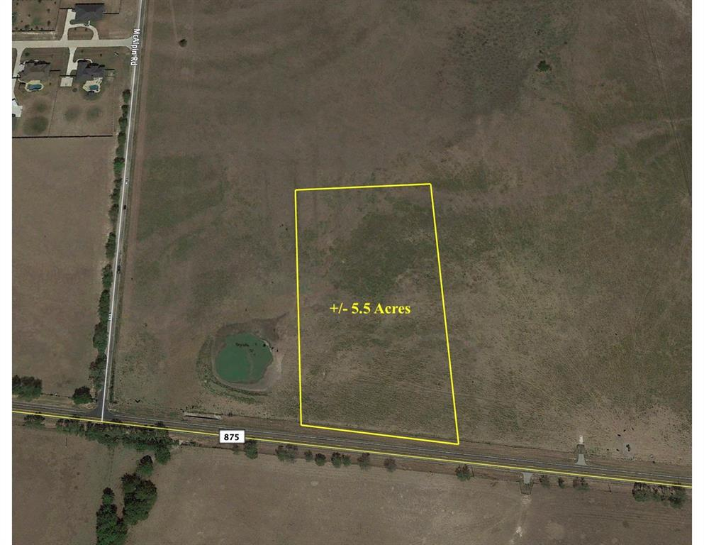 5.5 Ac Fm 875 Midlothian, Texas 76065 - Acquisto Real Estate best plano realtor mike Shepherd home owners association expert