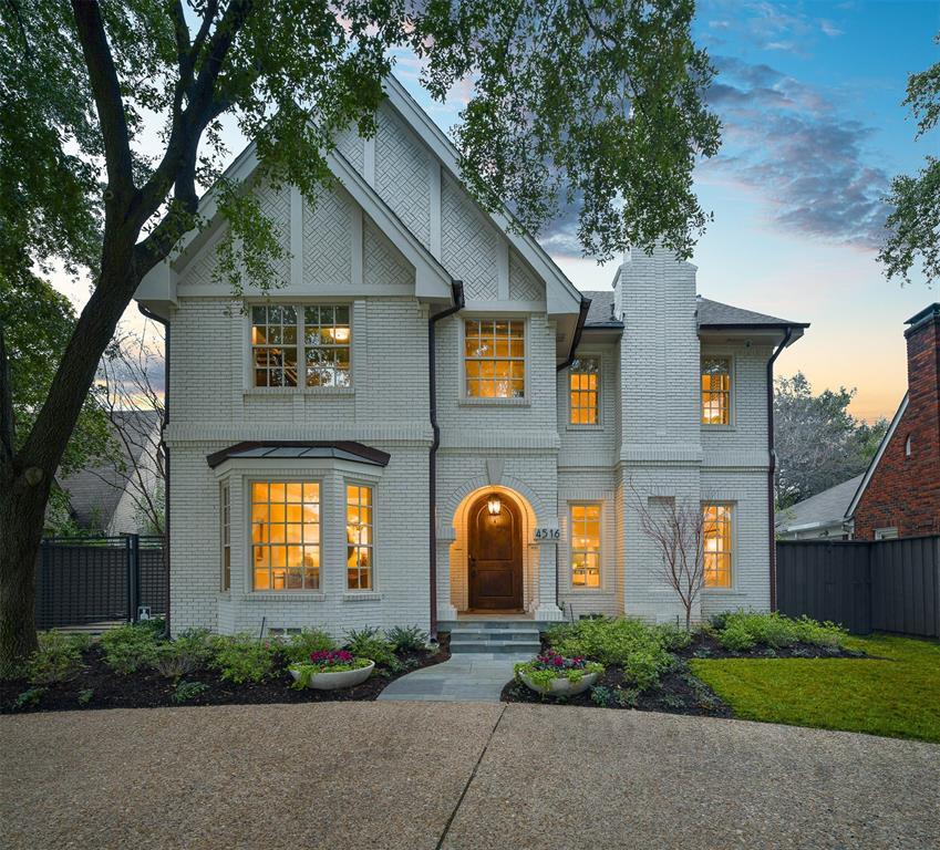 4516 Edmondson Avenue, Dallas, Texas 75205 - Acquisto Real Estate best plano realtor mike Shepherd home owners association expert