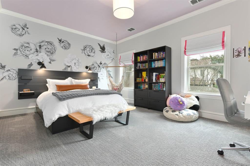 4516 Edmondson Avenue, Dallas, Texas 75205 - acquisto real estate best park cities realtor kim miller best staging agent