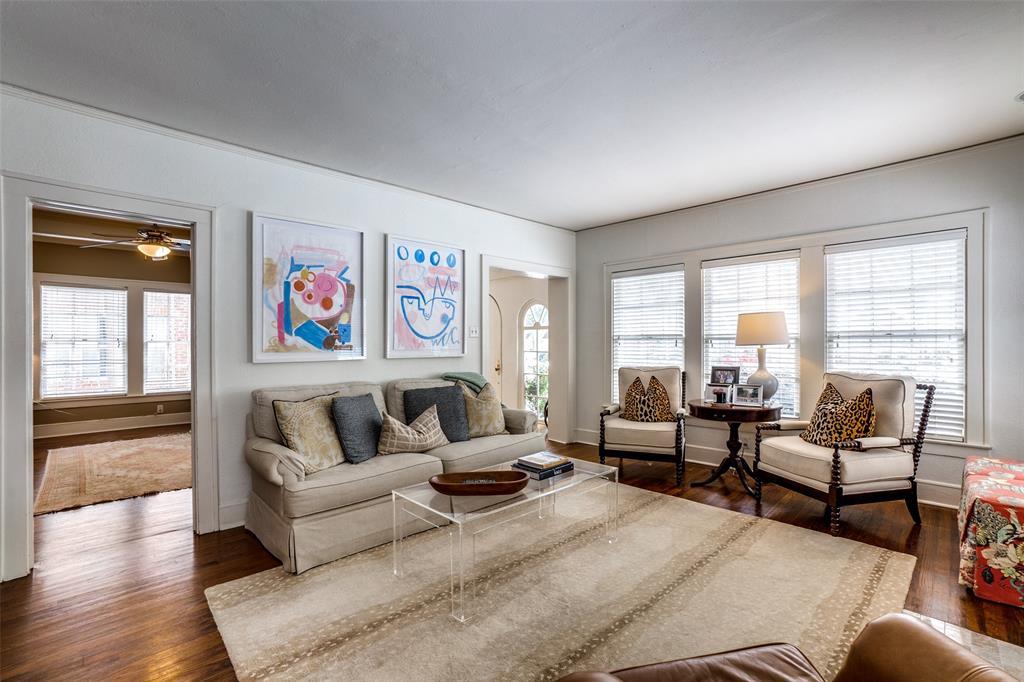 5827 Morningside Avenue, Dallas, Texas 75206 - acquisto real estate best celina realtor logan lawrence best dressed realtor