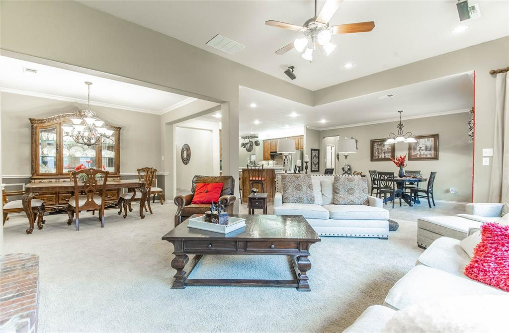 929 Southfork Drive, Allen, Texas 75013 - acquisto real estate best real estate company to work for