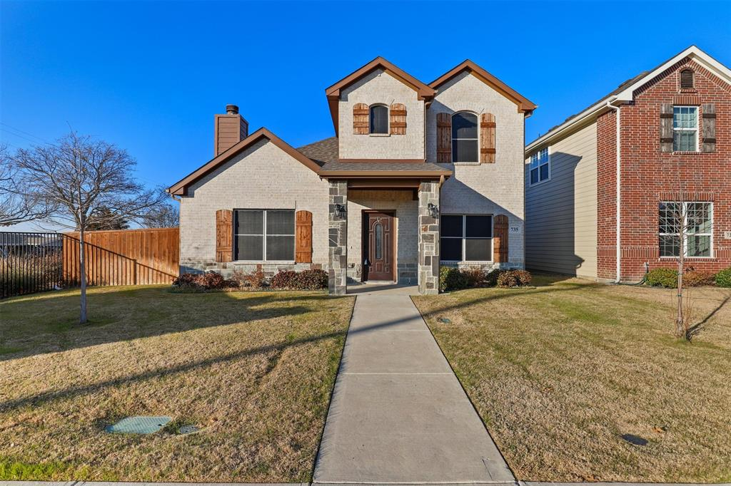 735 Mulberry Court, Celina, Texas 75009 - Acquisto Real Estate best frisco realtor Amy Gasperini 1031 exchange expert