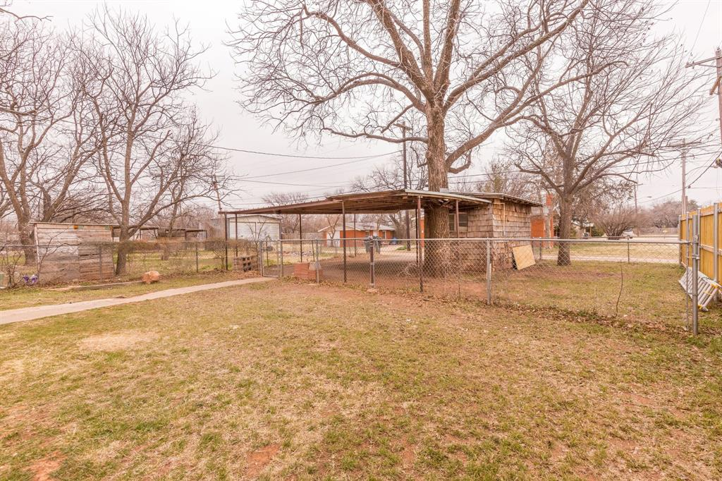 3257 Russell Avenue, Abilene, Texas 79605 - acquisto real estate best realtor dallas texas linda miller agent for cultural buyers