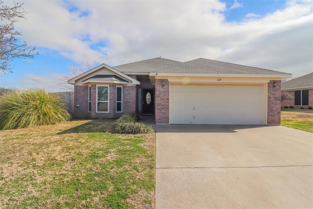 334 Beaumont Drive, Weatherford, Texas 76086 - Acquisto Real Estate best plano realtor mike Shepherd home owners association expert