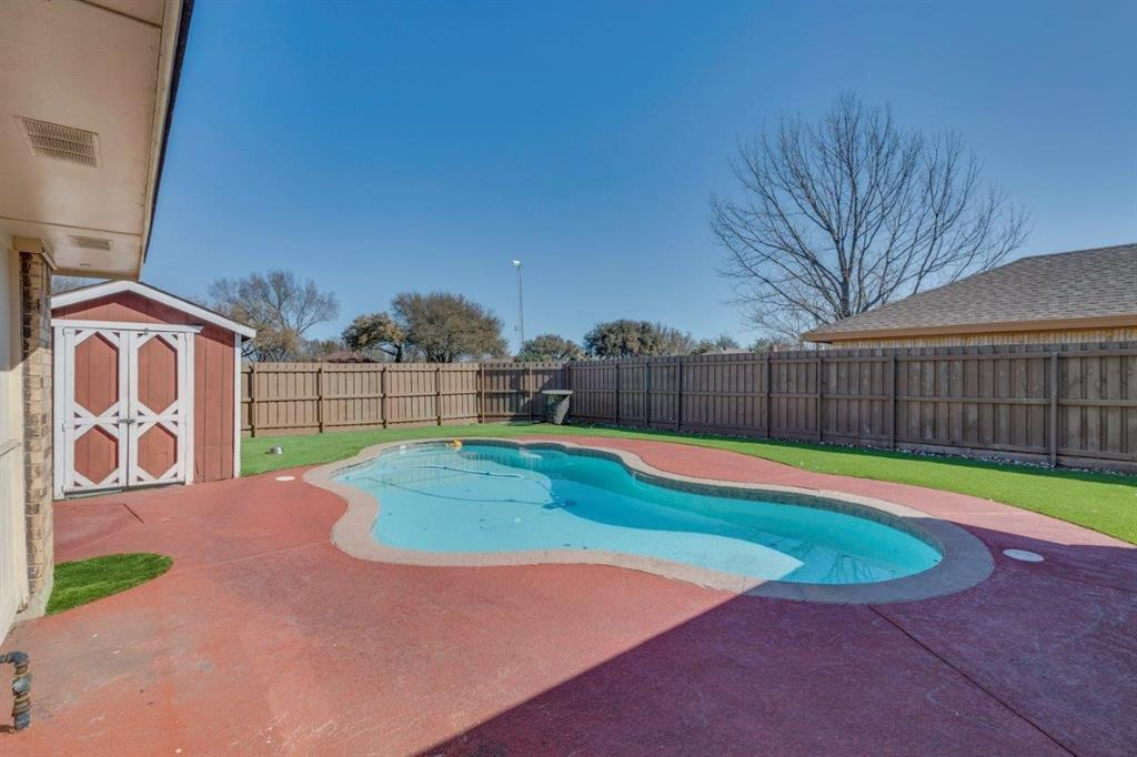 3501 Amber Avenue, Rowlett, Texas 75088 - acquisto real estate best park cities realtor kim miller best staging agent
