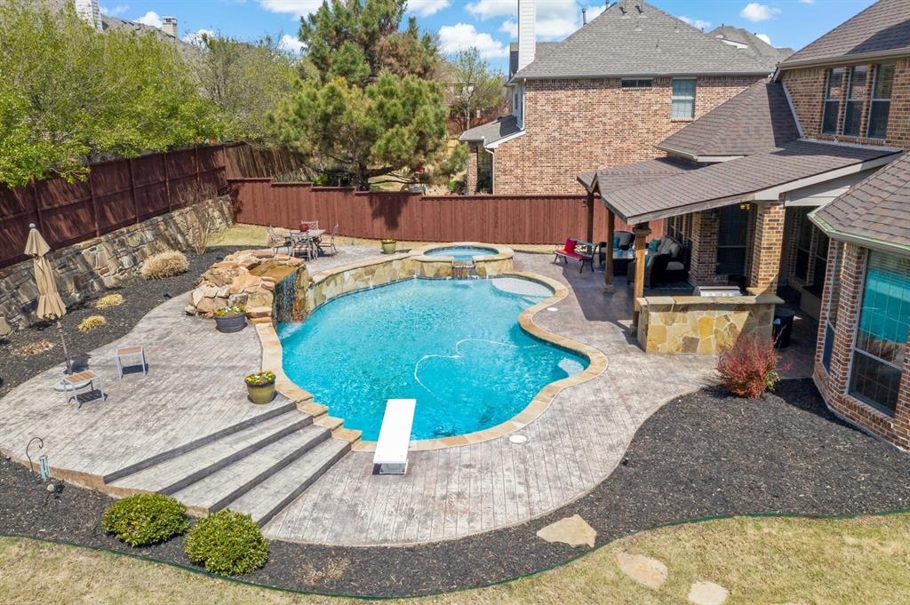 1001 Cove Meadow Court, McKinney, Texas 75071 - Acquisto Real Estate best plano realtor mike Shepherd home owners association expert