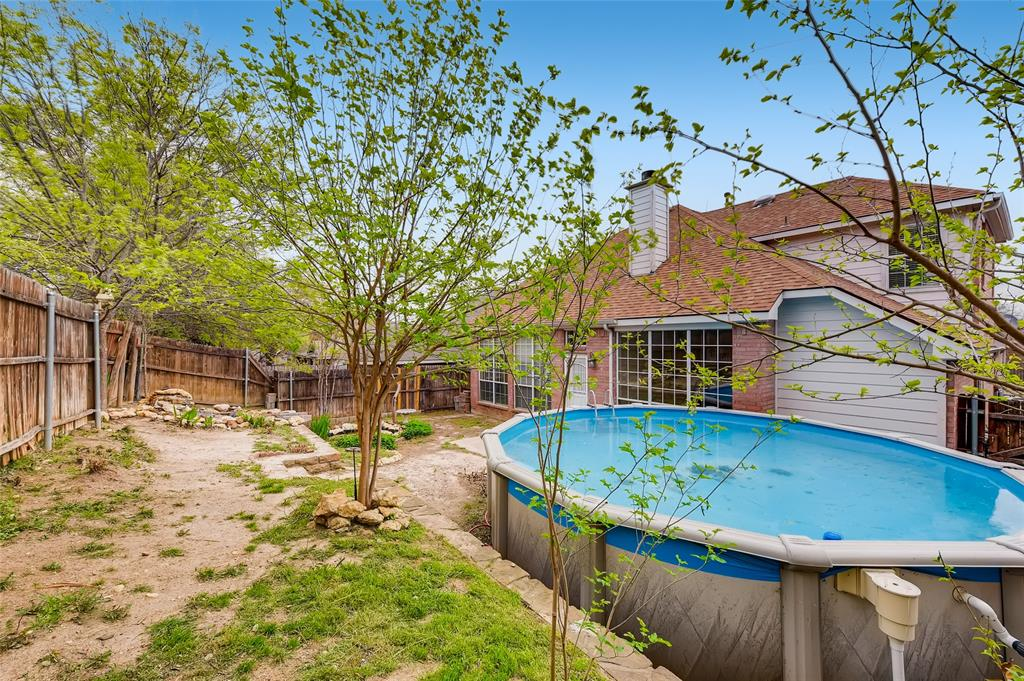 7413 Buckskin Court, Fort Worth, Texas 76137 - acquisto real estate best plano real estate agent mike shepherd