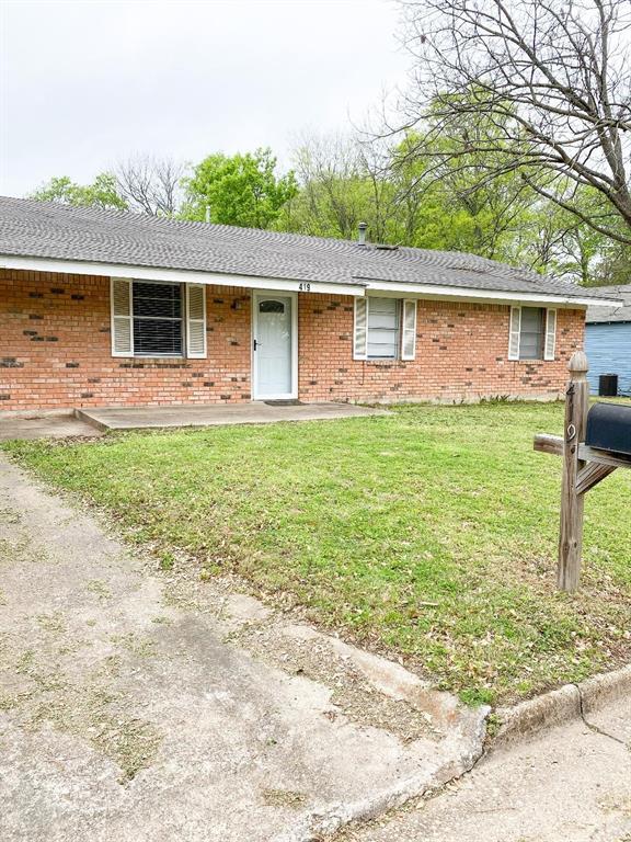 419 Cranford Street, Sulphur Springs, Texas 75482 - Acquisto Real Estate best mckinney realtor hannah ewing stonebridge ranch expert