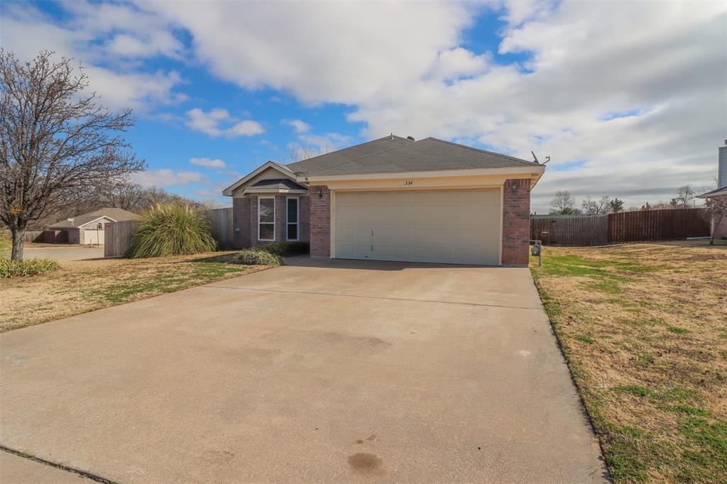 334 Beaumont Drive, Weatherford, Texas 76086 - Acquisto Real Estate best mckinney realtor hannah ewing stonebridge ranch expert