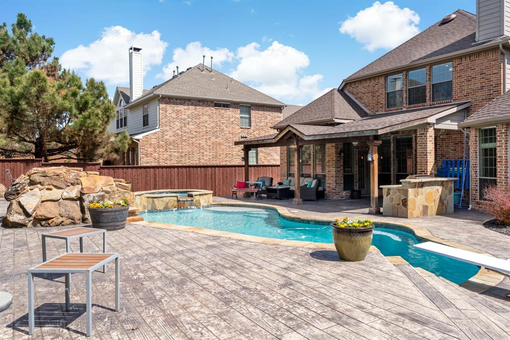 1001 Cove Meadow Court, McKinney, Texas 75071 - acquisto real estate agent of the year mike shepherd