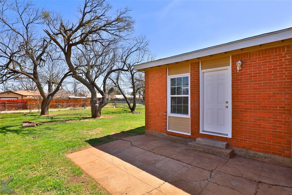 1701 Briarwood Street, Abilene, Texas 79603 - acquisto real estate smartest realtor in america shana acquisto
