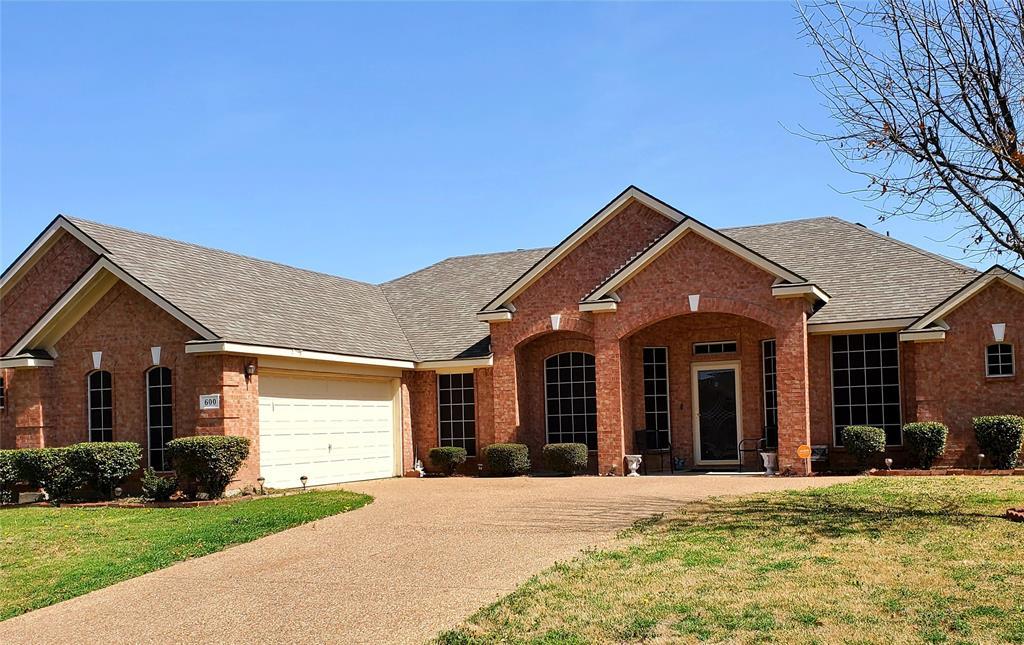 600 Vanilla Court, DeSoto, Texas 75115 - acquisto real estate best real estate company to work for