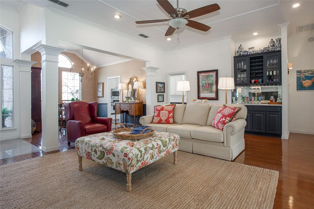 4400 Lost Creek Boulevard, Fort Worth, Texas 76008 - acquisto real estate best real estate company to work for