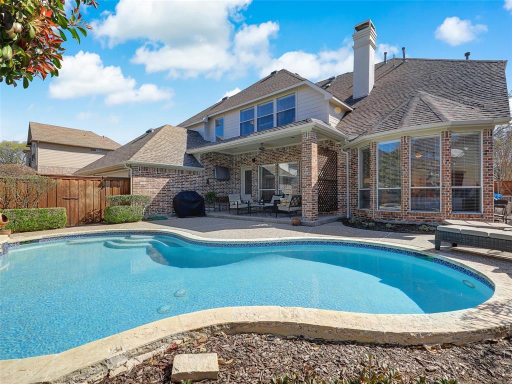5358 Moss Glen Drive, Frisco, Texas 75034 - acquisto real estate best the colony realtor linda miller the bridges real estate