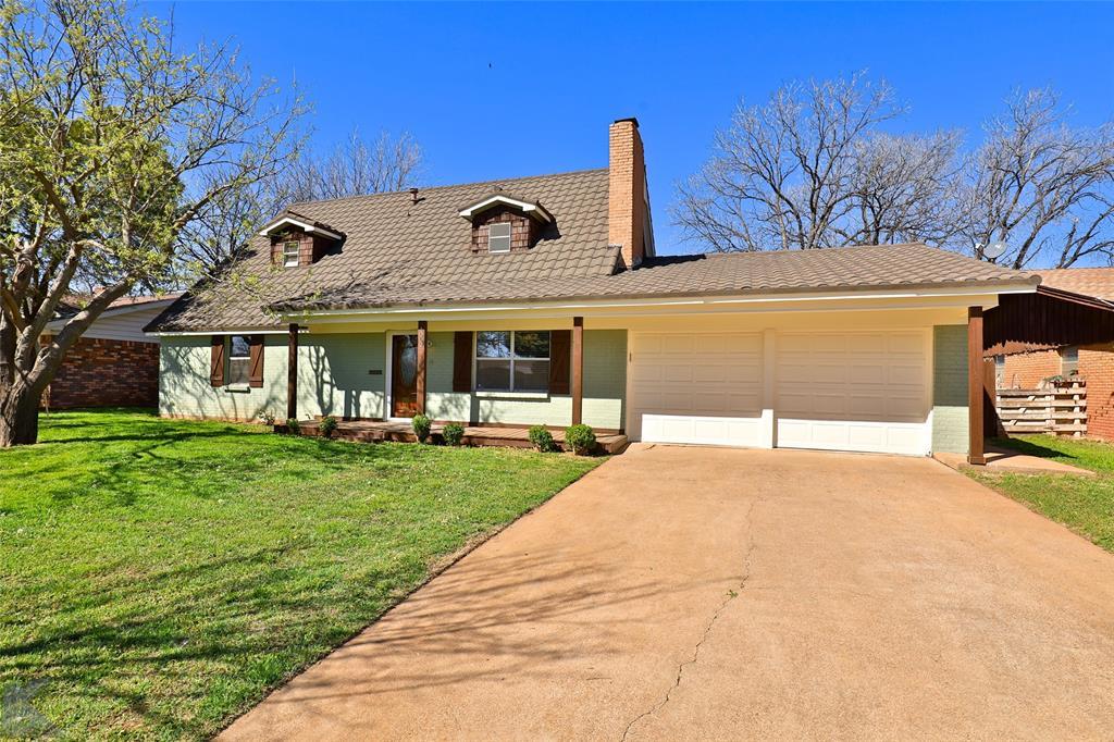 1902 Beechwood Lane, Abilene, Texas 79603 - acquisto real estate best allen realtor kim miller hunters creek expert